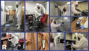 Coronavirus Deep Clean Dalton In Furness