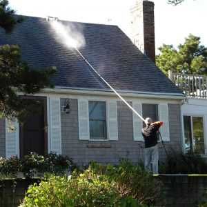Exterior House Cleaning Askam